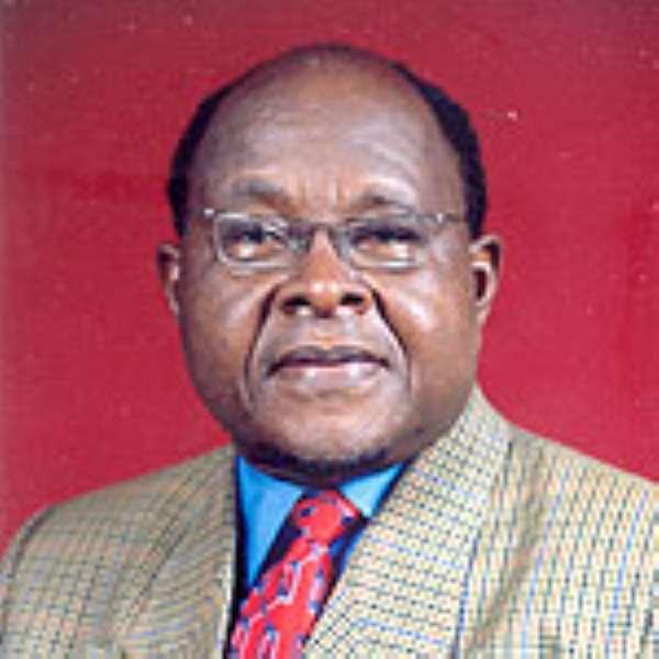 Minister for Communications, Professor Mike Ocquaye